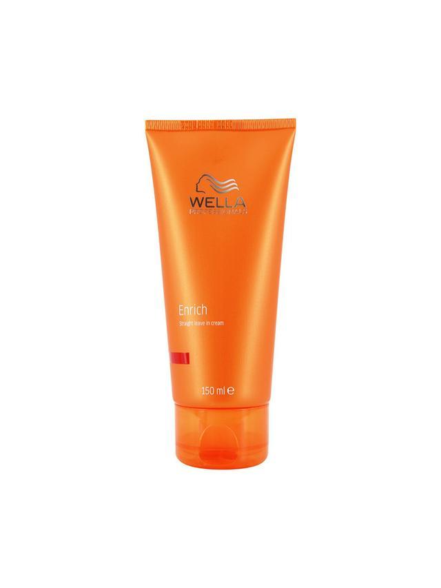 Wella Professional Enrich Straight Leave In Cream