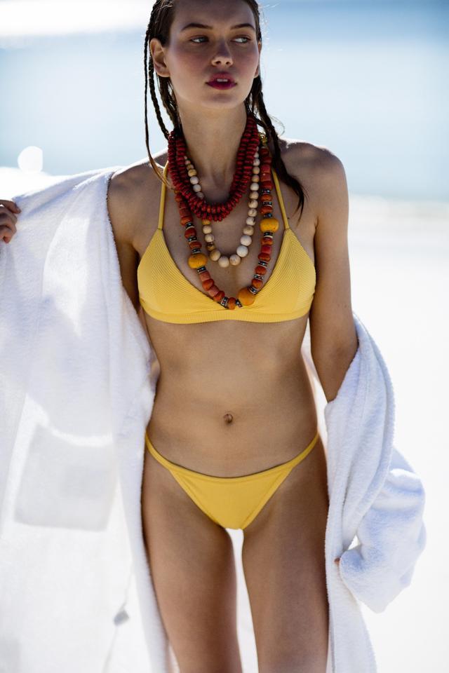Wanderlust '90s-Inspired Swimwear