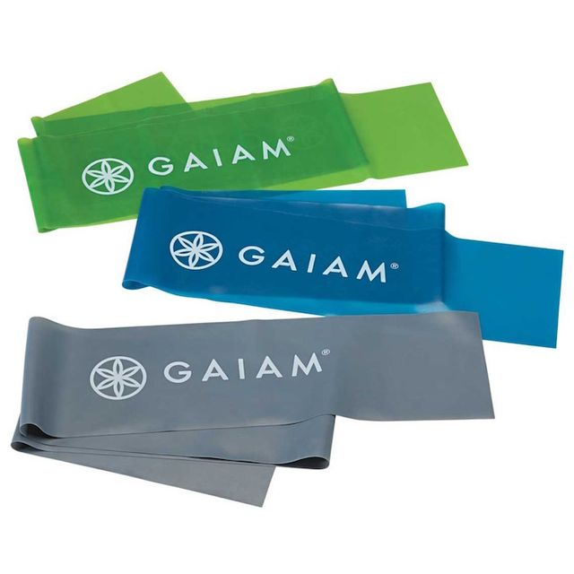 Gaiam Restore Strength and Flexibility Resistance Bands