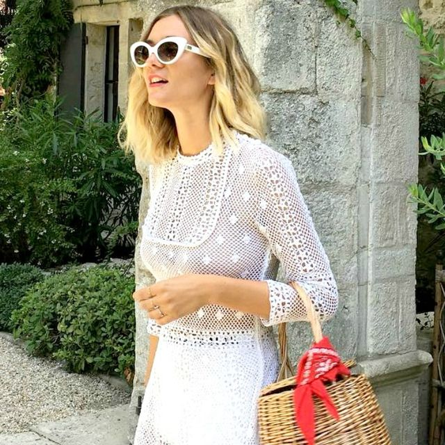 The Summer Outfit Every French Girl Loves