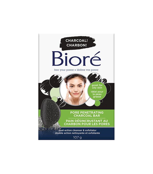 Biore Pore Penetrating Charcoal Bar