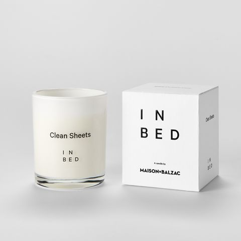 Clean Sheets Candle