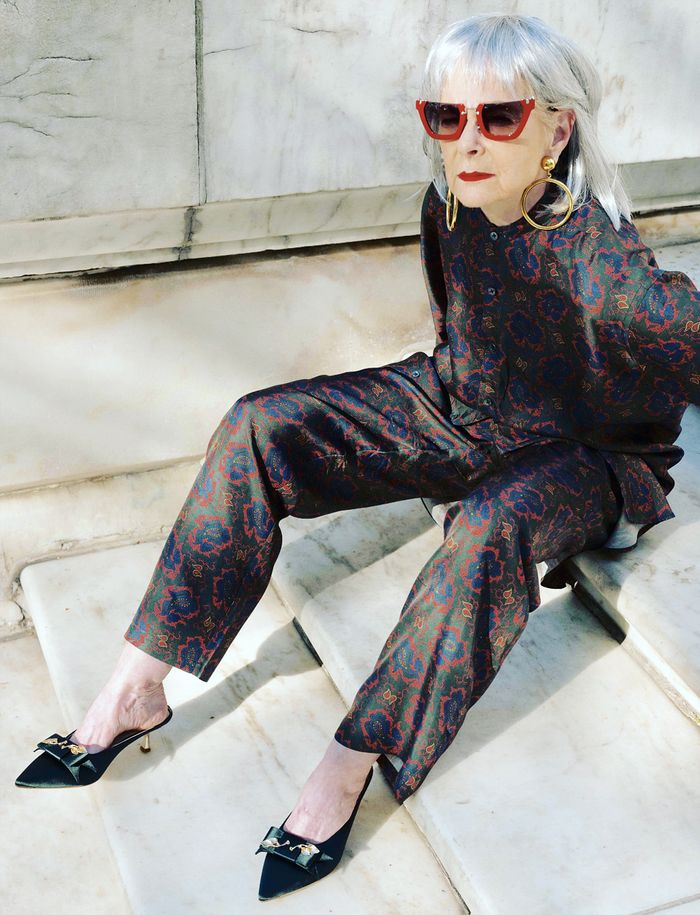 c487129da71 Stylish Women Over 50 and the Cool Clothes They Wear
