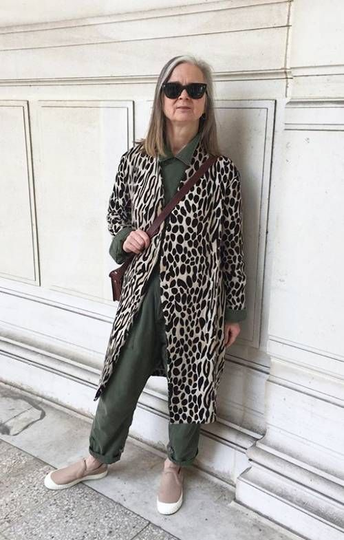 Why The Desire To Dress Like A Scandi Never Goes Away: The Over-50 Fashion Icons We Want To Dress Like Every Day