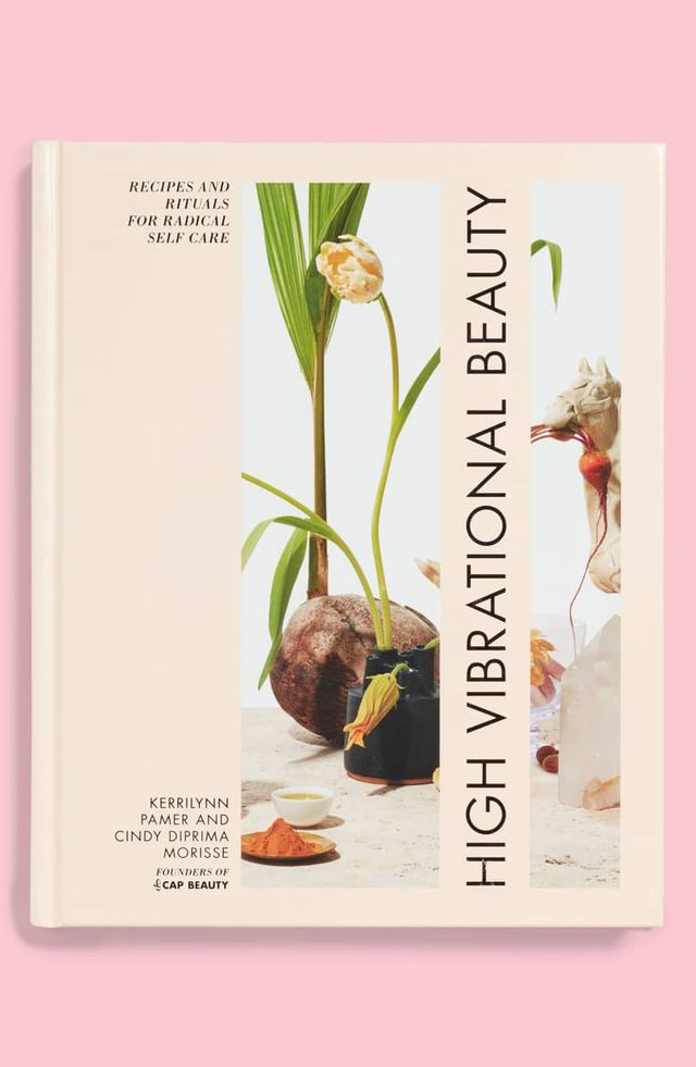 Kerrilynn Pamer and Cindy Diprima Morisse High Vibrational Beauty Book