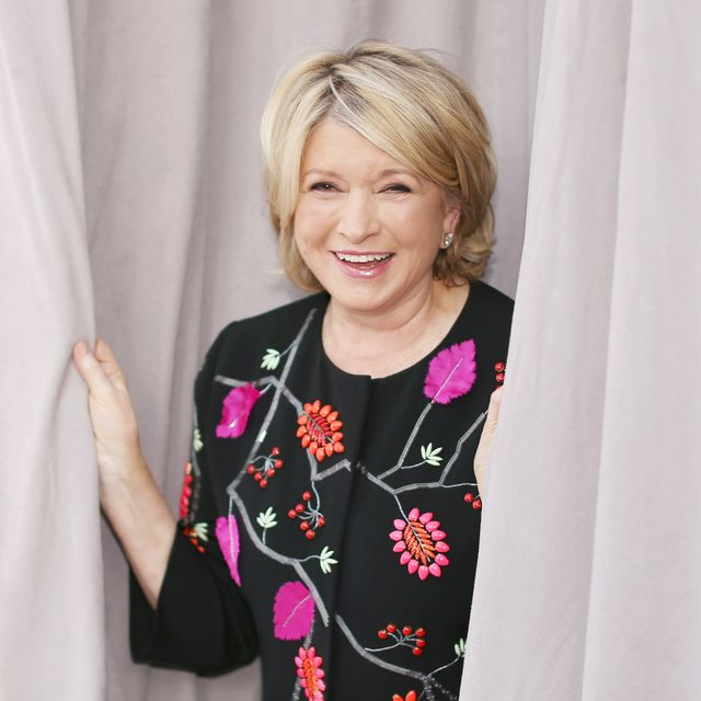 At 77, Martha Stewart Does More Before 8 A.M. Than Most People Do All Day