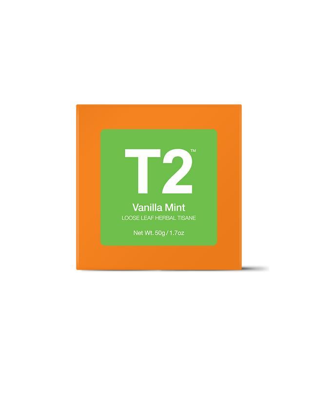 T2 Vanilla Mint Loose Leaf