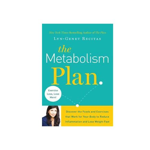 The Metabolism Plan by Lyn-Genet Recitas