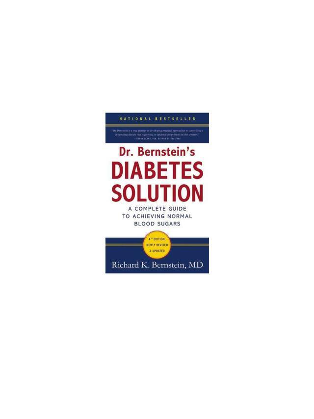 Dr Bernstein's Diabetes Solution by Dr. Richard K. Bernstein