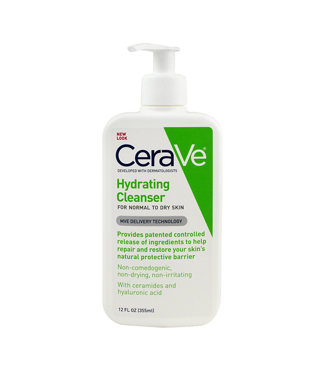 cerave hydrating cleanser - how to reverse aging