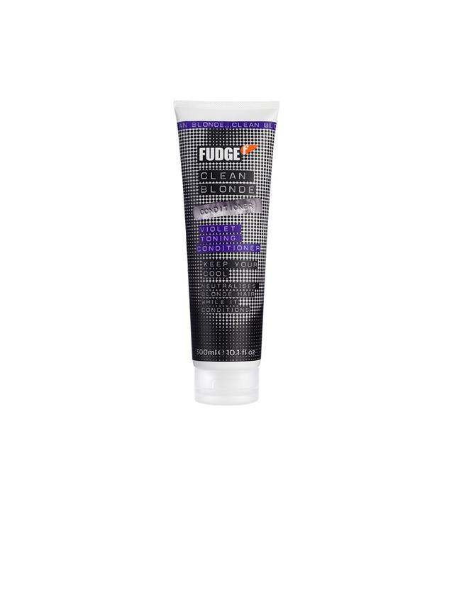 Fudge Clean Blonde Violet Toning Conditioner