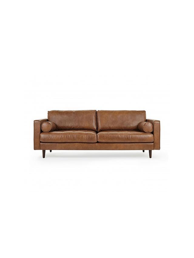 Lounge Lovers Draper 3-Seat Sofa