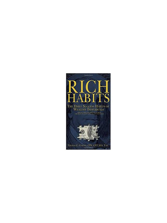 Rich Habits by Thomas C Corley