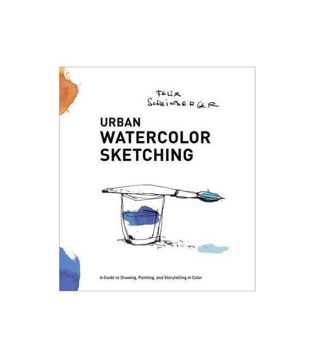 Felix Scheinberger Urban Watercolor Sketching