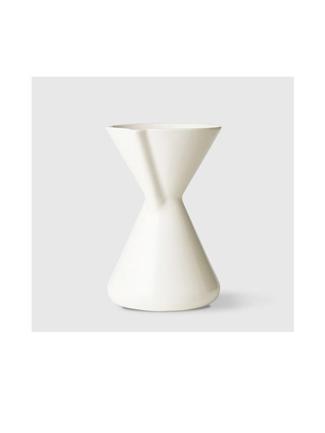 In Bed Gidon Bing Coffee Percolator in White