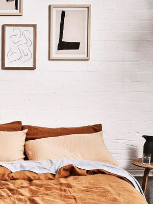 How This Former Fashion Director Turned a Linen Sheet Set Into a Company