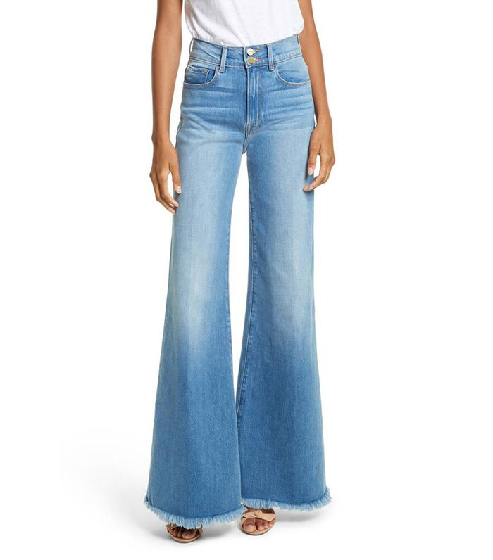 63dc0cc1ac You Heard Right  Bell-Bottom Jeans Are Officially Back