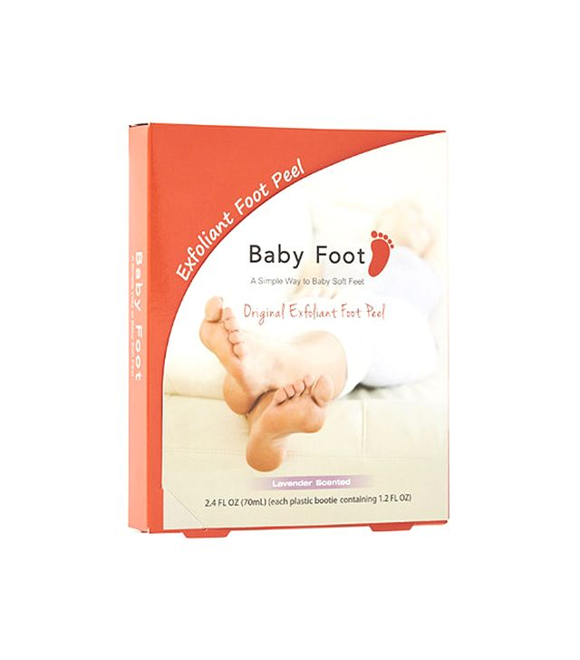 Baby Foot Exfoliant Foot Peel