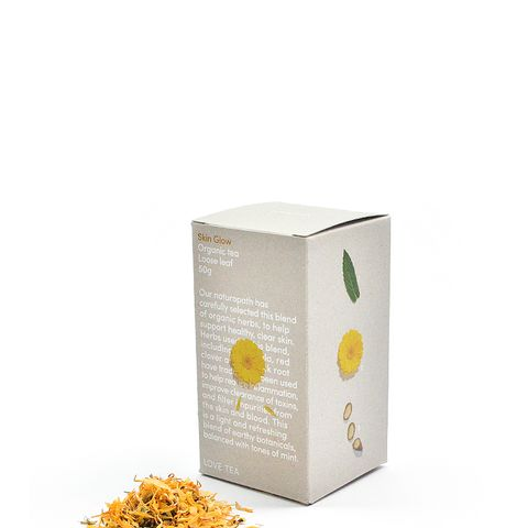 Skin Glow Organic Loose Leaf Tea