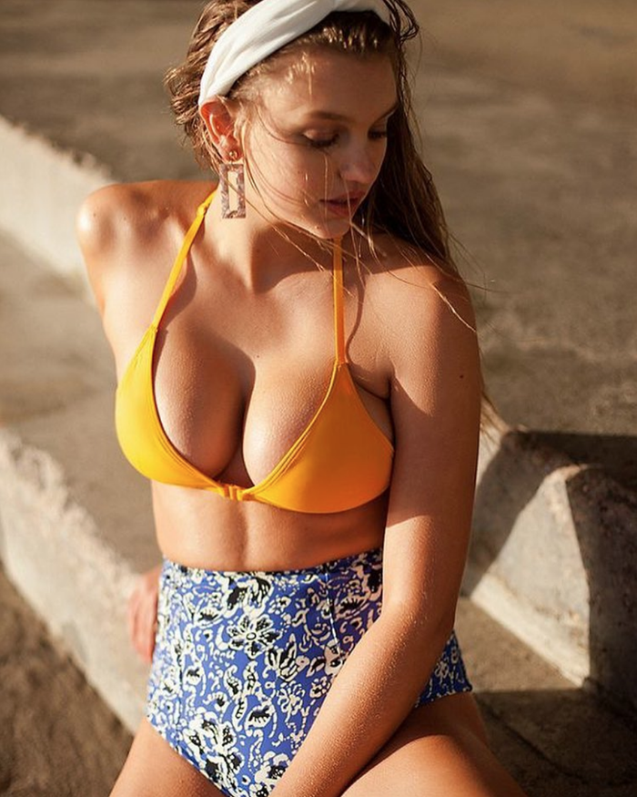 Blonde bib tits pornstars