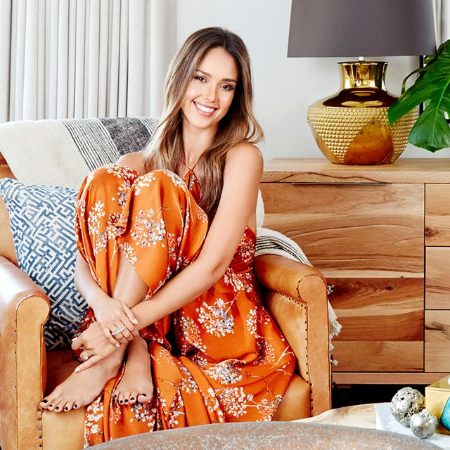 "Jessica Alba's Honest Take on Motherhood: ""It's Not About Being Perfect"""
