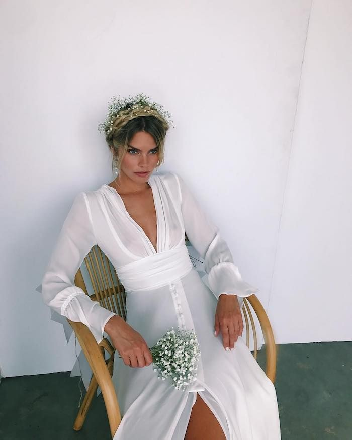 These 21 Cheap Wedding Dresses Are Worth It Who What Wear
