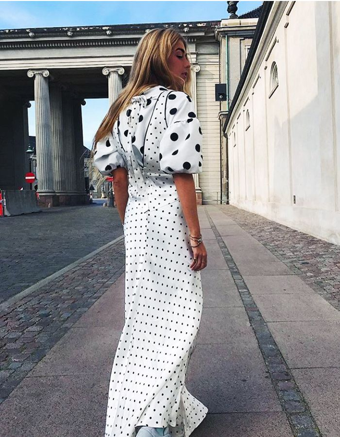 9d7f78c47ace How to Style Polka Dots for Spring/Summer 2019 | Who What Wear