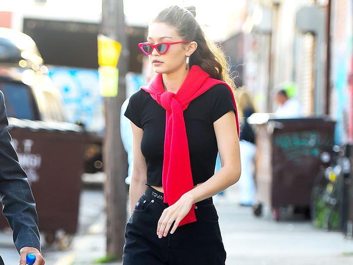 cb628ee30f5e Gigi Hadid and Kate Middleton Just Brought Back These 1950s Fashion Trends