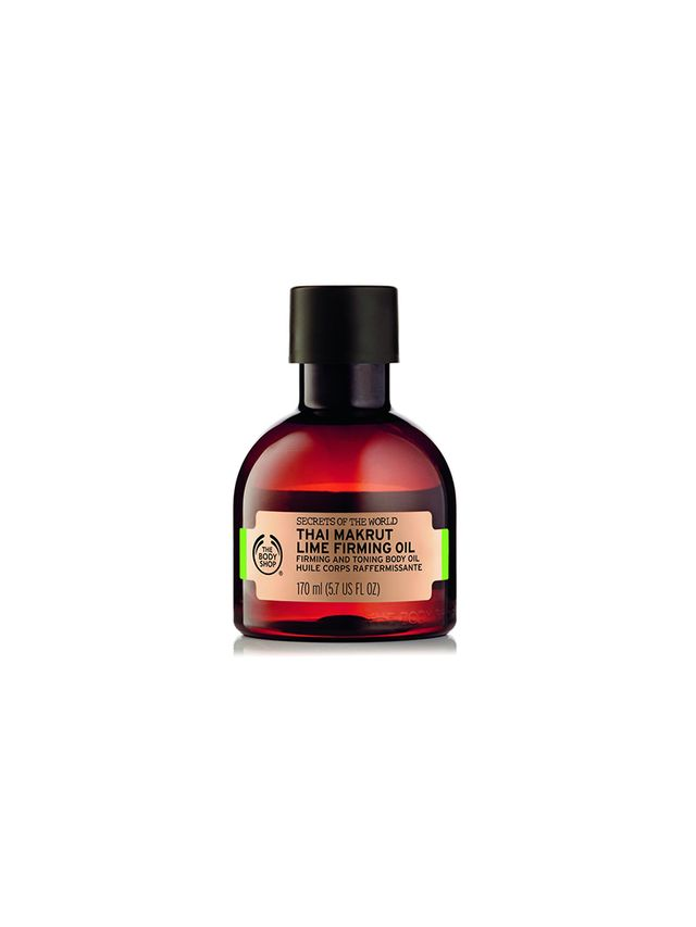 The Body Shop Spa Of The World Thai Makrut Lime Firming Oil