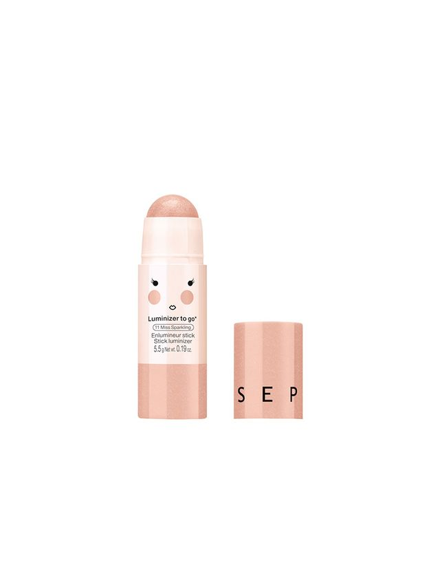 Sephora Collection Luminizer To Go in Miss Sparkling