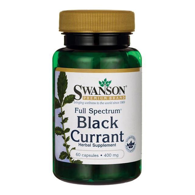 Swanson Black Currant
