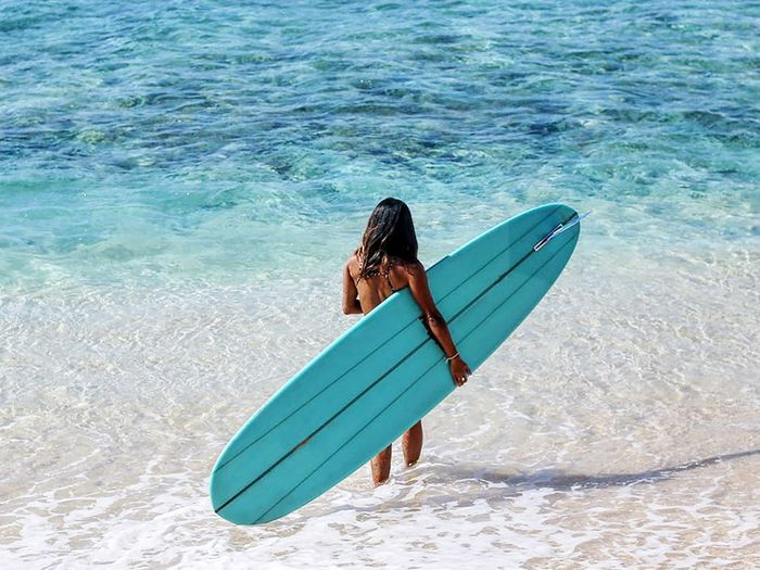 The Best Swimsuits For Surfing From Women Who Know Who