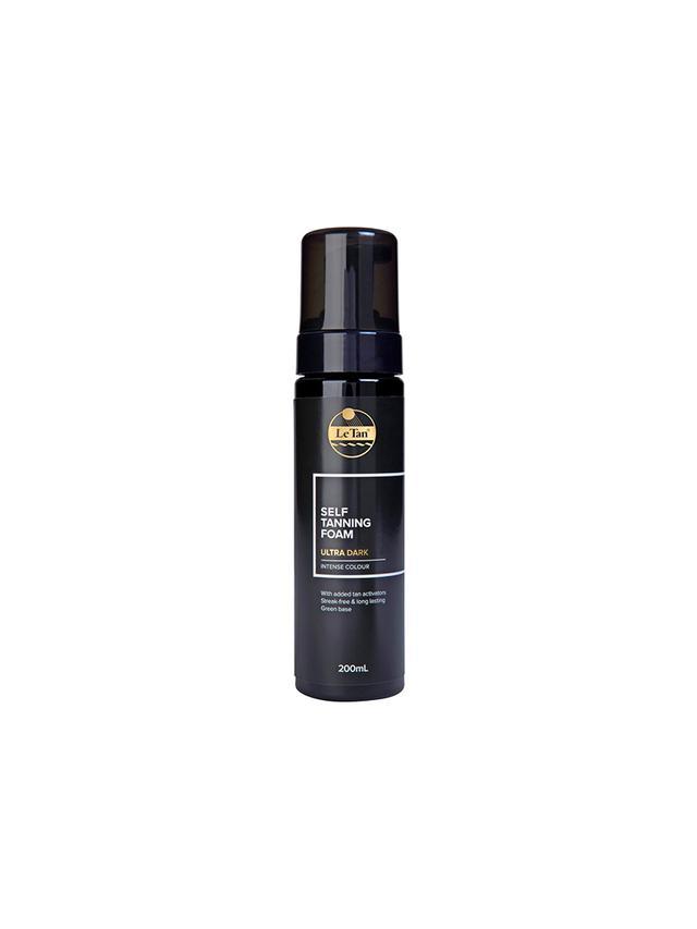 Le Tan Ultra Dark Self Tanning Foam
