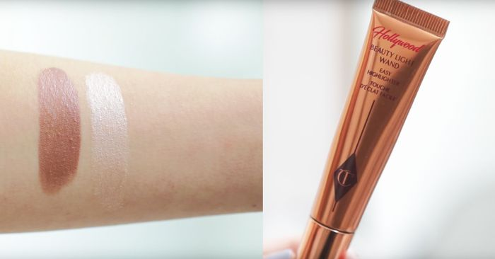 Charlotte Tilbury Contour And Highlighter Wand Review Byrdie