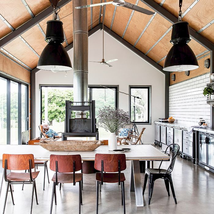 5 Industrial Kitchens You\'ll Love | MyDomaine