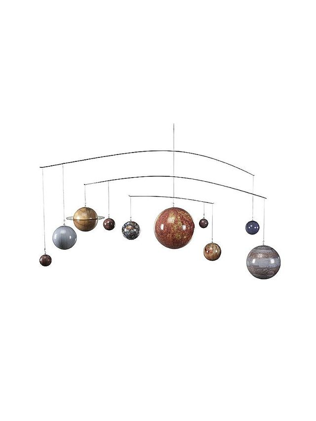 Authentic Models Model Solar System Mobile