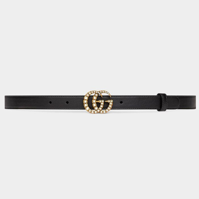 a4a9f6a59 Gucci Belt: How to Wear This Top Accessory Like a Celeb | Who What Wear UK