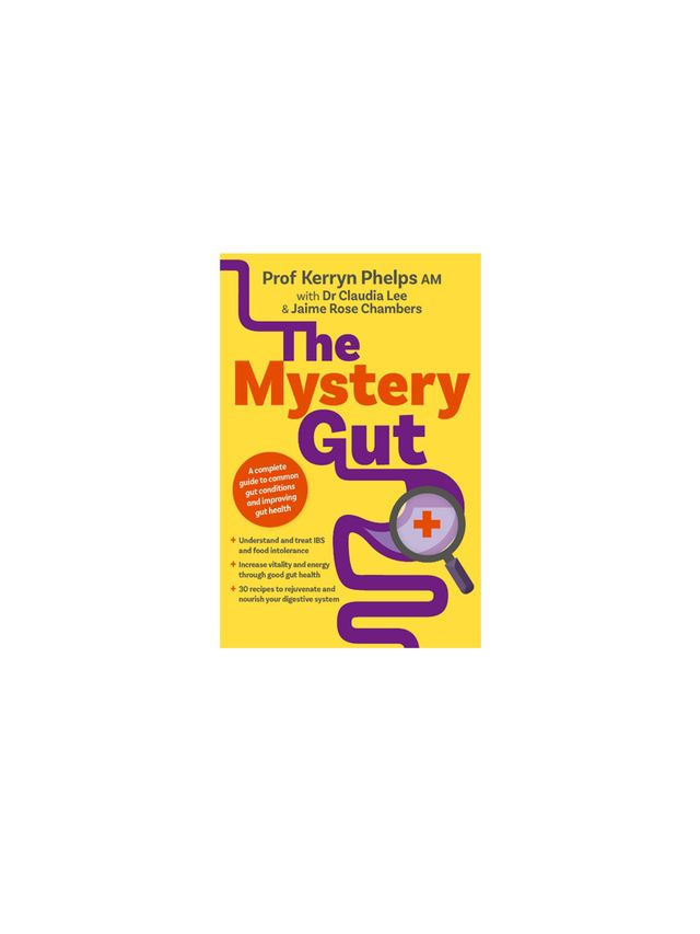 The Mystery Gut by Kerryn Phelps, Claudia Lee and Jamie Rose Chambers