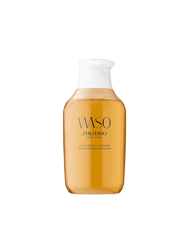 Best Cleanser for Oily Skin Shiseido Waso Quick Gentle Cleanser