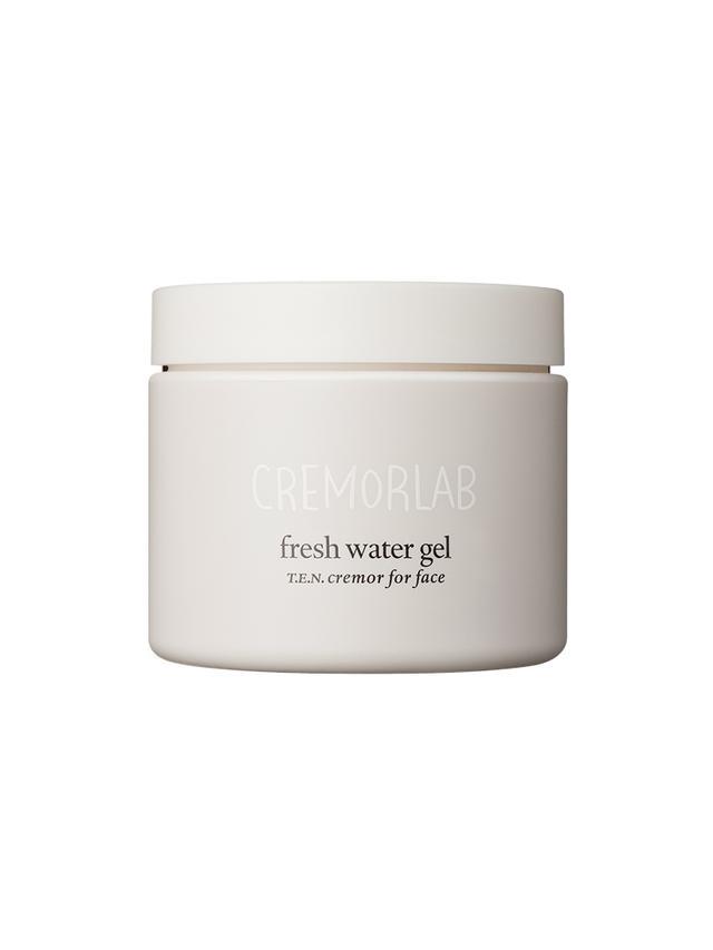 Best Moisturiser for Oily Skin Cremorlab Fresh Water Gel