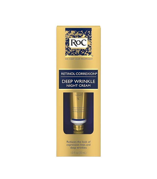 ROC Deep Wrinkle Retinol Night Cream