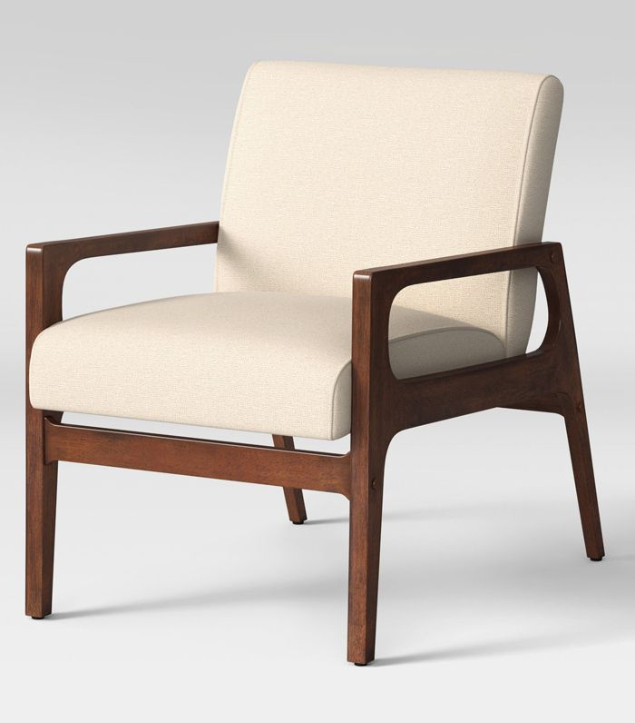 found the 15 best midcentury lounge chairs mydomaine. Black Bedroom Furniture Sets. Home Design Ideas