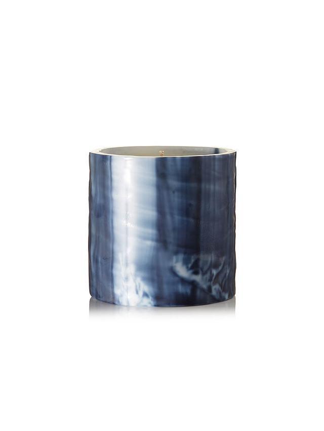 M.I.H Jeans + Le Feu De L'Eau Bleu Nuit candle