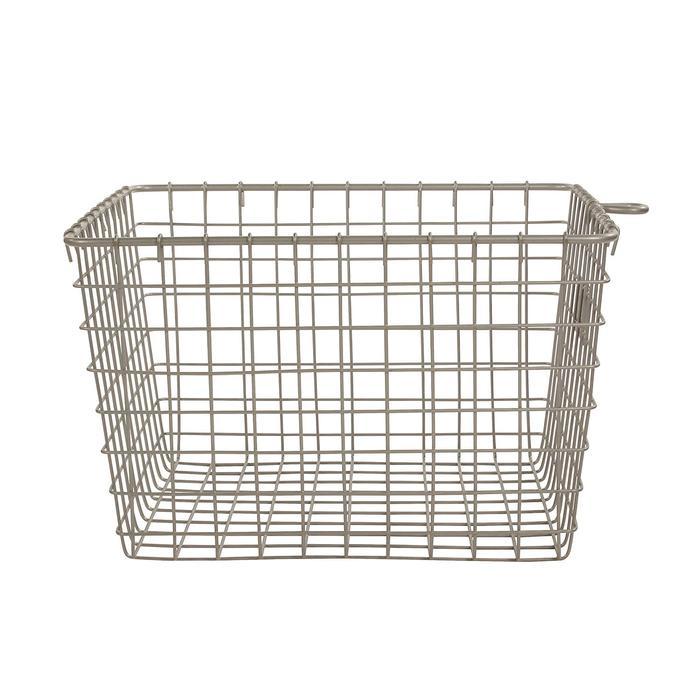 The Best Cheap Wire Storage Basket | MyDomaine