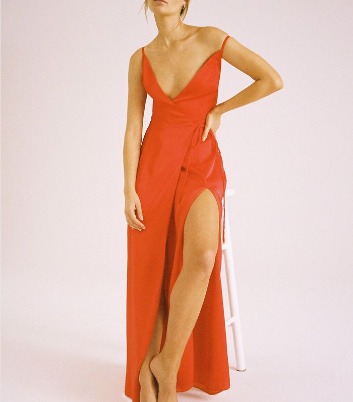 7809478b2aea All about Can You Wear Red To A Wedding Who What Wear - www ...