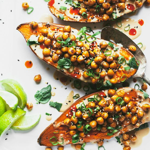 These Healthy Sweet Potato Recipes Have Us Counting Down to Fall
