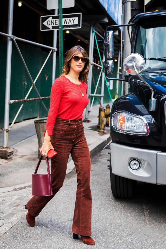 The It Fall Clothing Colors Of The Season Who What Wear