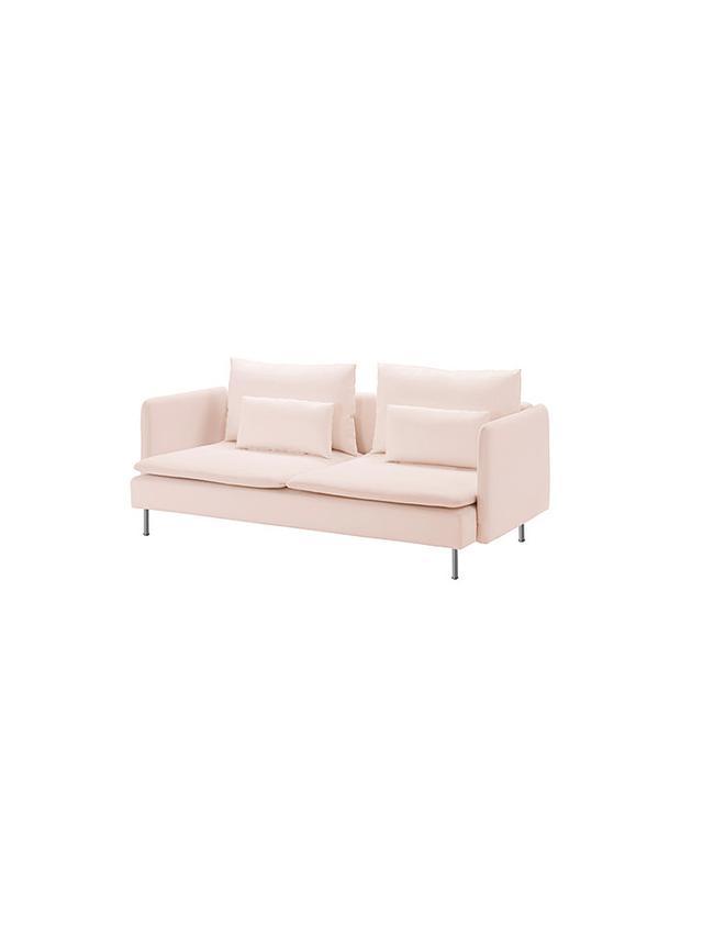 IKEA Soderhamn Three-Set Sofa
