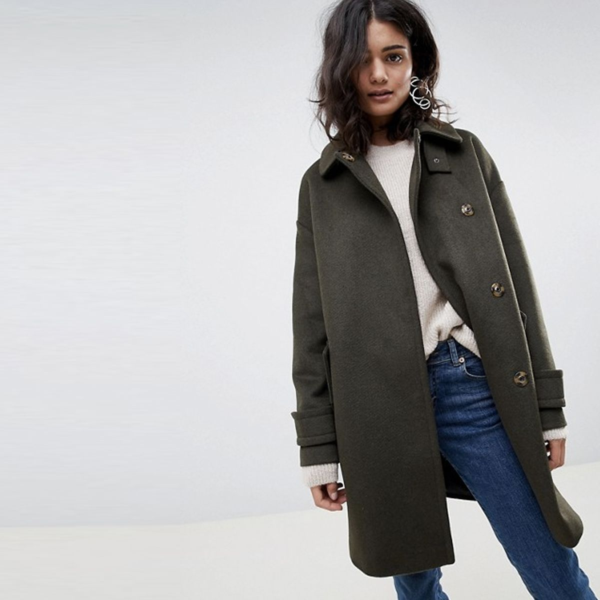 new cheap super popular bright in luster 18 Amazing ASOS Coats That Will Sell Out Before It Gets Cold