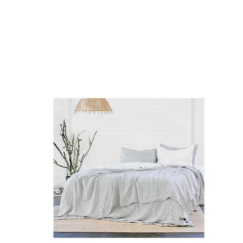 Navy Stripe Sheet Set